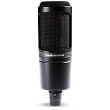 Open BoxAudio-Technica AT2020 Large Diaphragm Condenser Microphone