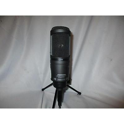 Audio-Technica AT2020USB Plus USB Microphone