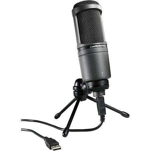 Audio-Technica AT2020USB USB Condenser Microphone