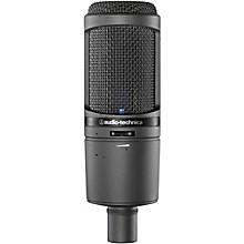 Open BoxAudio-Technica AT2020USBi Cardioid Condenser Microphone for iOS, Mac, and PC