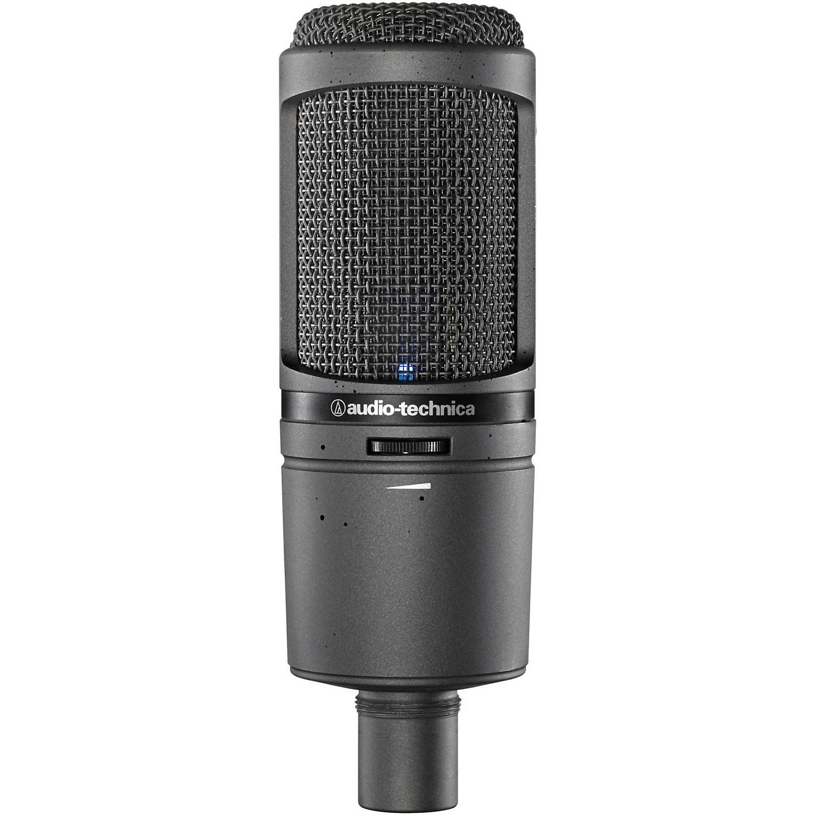 Audio-Technica AT2020USBi Cardioid Condenser Microphone for iOS, Mac, and PC