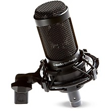 Open Box Audio-Technica AT2035 Cardioid Condenser Microphone