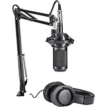 Open Box Audio-Technica AT2035PK Podcasting Studio Bundle