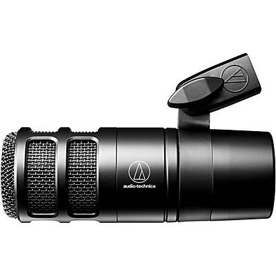 Audio-Technica AT2040 Hypercardioid Dynamic Podcast Microphone
