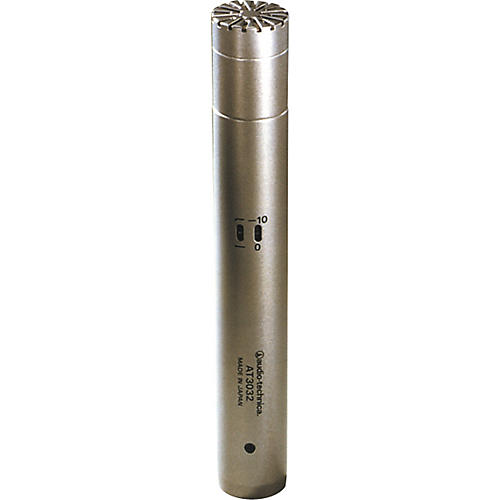 audio technica at3032 omnidirectional condenser microphone musician 39 s friend. Black Bedroom Furniture Sets. Home Design Ideas