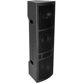 bassboss at312 3 way powered top speaker musician 39 s friend. Black Bedroom Furniture Sets. Home Design Ideas