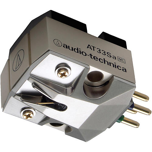 Audio-Technica AT33SA Dual Moving Coil Cartridge
