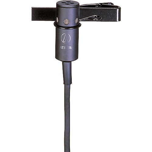 Audio-Technica AT831B Lavalier Condenser Microphone