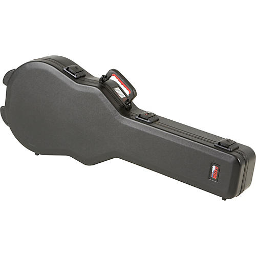 Gator ATA Molded GPE-LPS-TSA Guitar Case with TSA Latches
