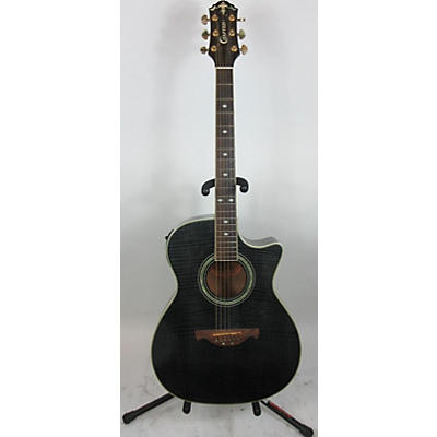 Crafter Guitars ATE-70CEQ Acoustic Electric Guitar