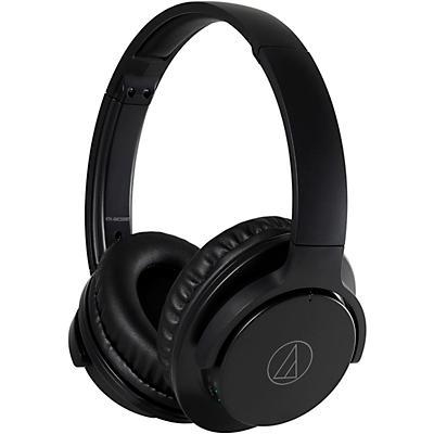 Audio-Technica ATH-ANC500BT QuietPoint Wireless Active Noise-Cancelling Headphones