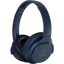 Audio-Technica ATH-ANC500BT QuietPoint Wireless Active Noise-Cancelling Headphones