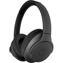 Open Box Audio-Technica ATH-ANC700BT QuietPoint Wireless Active Noise-Cancelling Headphones