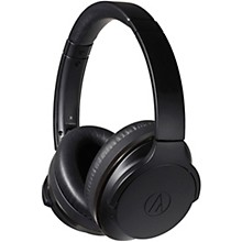 Open Box Audio-Technica ATH-ANC900BT QuietPoint Wireless Active Noise-Cancelling Headphones