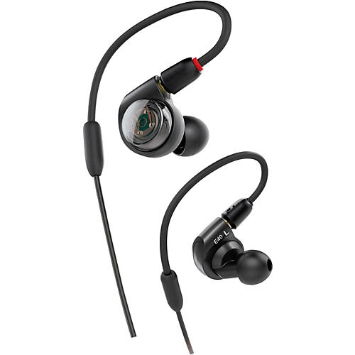 Audio-Technica ATH-E40 Professional In-Ear Monitor Headphones