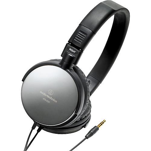 Audio-Technica ATH-ES7 Stainless Steel Headphones
