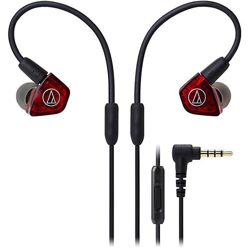 Audio-Technica ATH-LS200IS Dual Balanced Armature Headphones