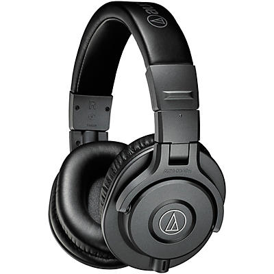 Audio-Technica ATH-M40x Closed-Back Professional Studio Monitor Headphones Matte Grey
