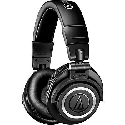 Audio-Technica ATH-M50XBT Bluetooth Closed-Back Headphones