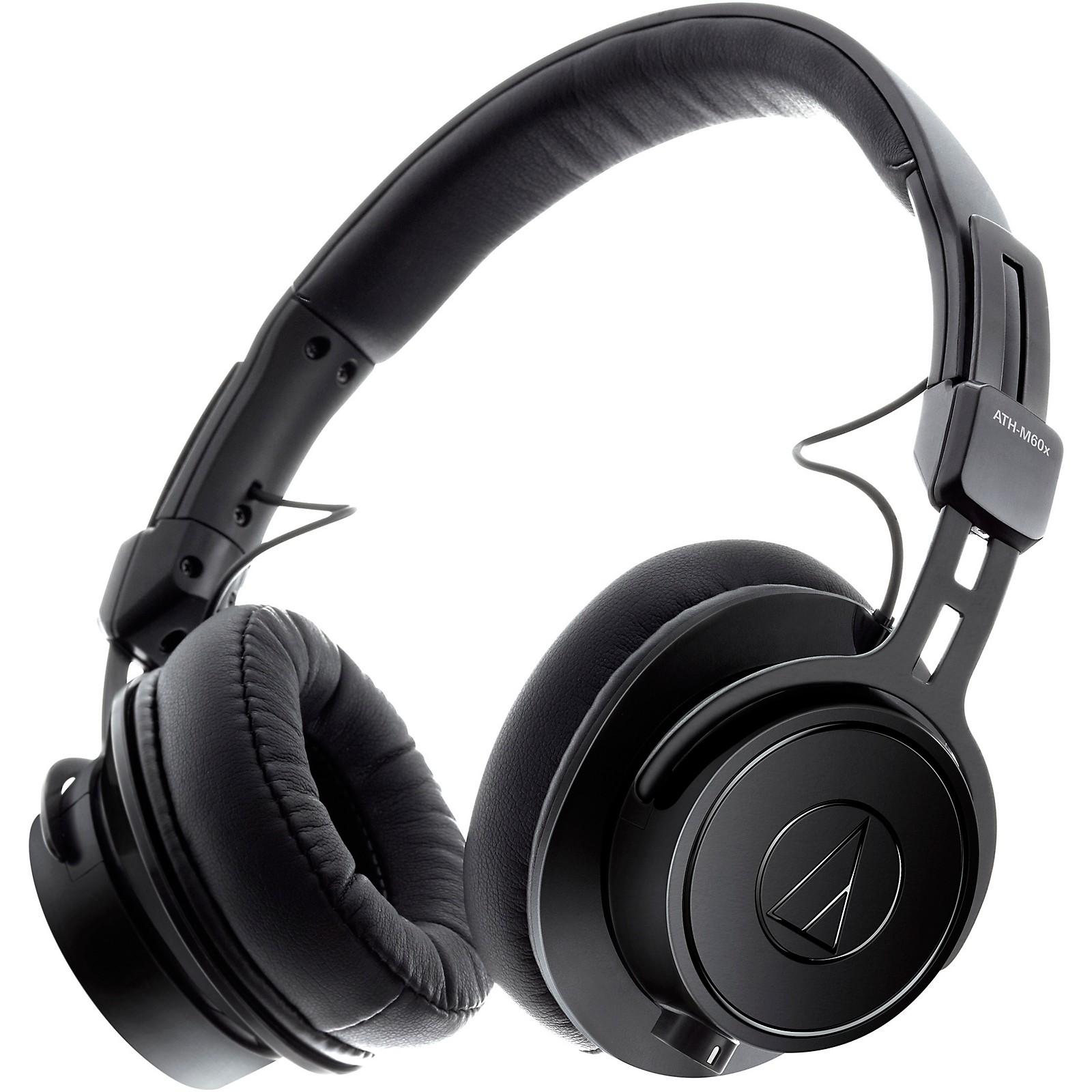 Audio-Technica ATH-M60x Professional Monitor Headphones