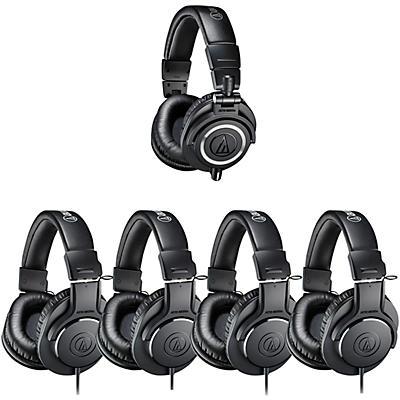 Audio-Technica ATH-PACK5 Professional Headphones Studio Pack
