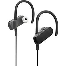Open BoxAudio-Technica ATH-SPORT50BTBK Sonicsport IPX5 In-Ear Bluetooth Headphone in Black