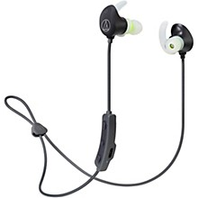 Audio-Technica ATH-SPORT60BT SonicSport Wireless In-ear Headphones