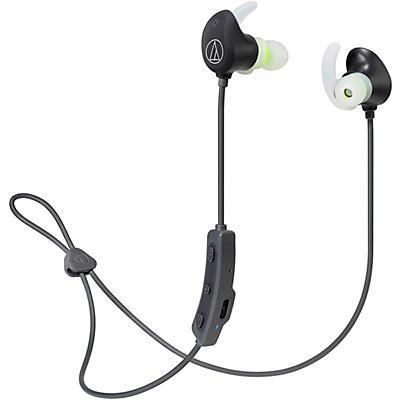 Audio-Technica ATH-SPORT60BT SonicSport Wireless In-ear Headphones