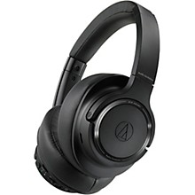 ATH-SR50BT Wireless Over-Ear Headphones Black