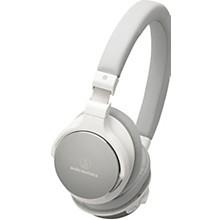 Open BoxAudio-Technica ATH-SR5BTWH Bluetooth On Ear Headphones Hi-Res With Controls
