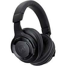 Audio-Technica ATH-WS990BTBK Solid Bass Anc Over-Ear Bluetooth Headphone
