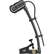 "Audio-Technica ATM350U Cardioid Condenser Instrument Microphone with Universal Clip-on Mounting System (5"" Gooseneck)"