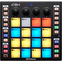 Open BoxPreSonus ATOM Production and Performance Pad Controller