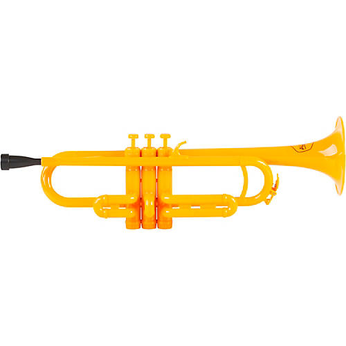 Allora ATR-1302 Aere Series Plastic Bb Trumpet Orange