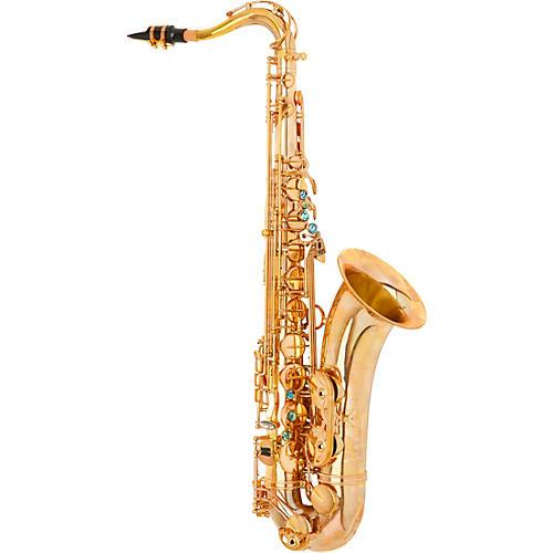 Allora ATS-580 Chicago Series Tenor Saxophone Unlacquered Unlacquered Keys