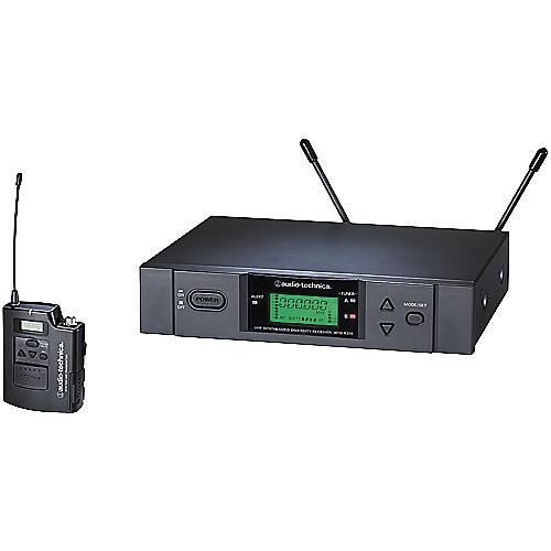 Audio-Technica ATW-3110D Wireless System UniPak