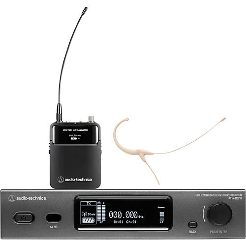 Audio-Technica ATW-3211/892-TH 3000 Series Frequency-agile True Diversity UHF Wireless Systems