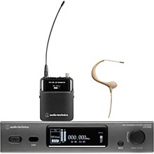 Open Box Audio-Technica ATW-3211/893-TH 3000 Series Frequency-agile True Diversity UHF Wireless Systems