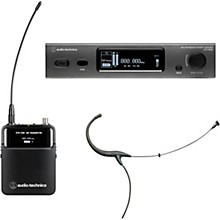 Open Box Audio-Technica ATW-3211/894 3000 Series Frequency-agile True Diversity UHF Wireless Systems