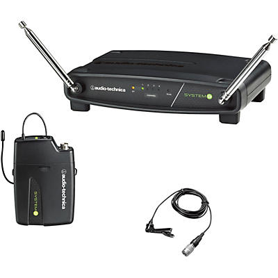 Audio-Technica ATW-901a/L System 9 Lavalier Wireless System
