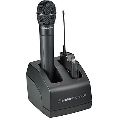 Audio-Technica ATW-CHG2 Two-bay Recharging Station for 2000 Series Wireless