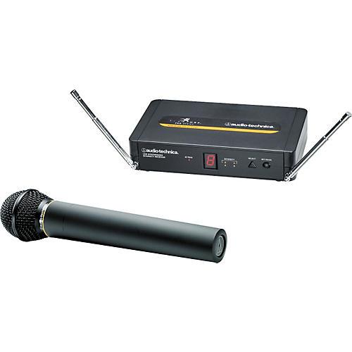audio technica atw702 uhf handheld wireless system musician 39 s friend. Black Bedroom Furniture Sets. Home Design Ideas