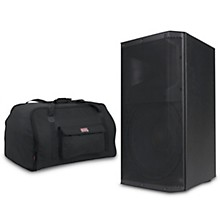 "American Audio ATX-15W 1,000W 15"" Powered Speaker with Tote"