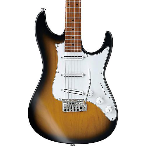 Ibanez ATZ100 Andy Timmons Signature Electric Guitar Sunburst Flat