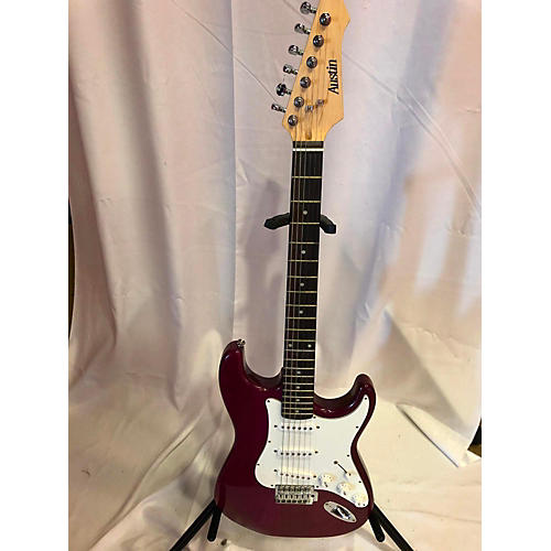 AU731 Solid Body Electric Guitar