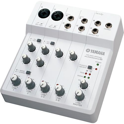 Yamaha AUDIOGRAM 6 COMPUTER RECORDING SYSTEM