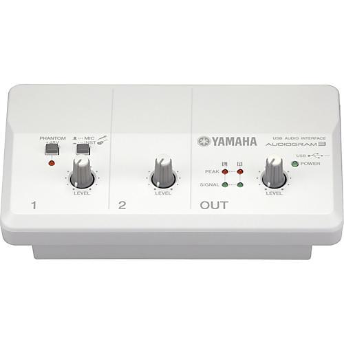 Yamaha AUDIOGRAM3 Computer Recording System
