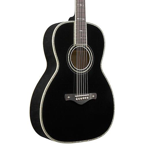 Ibanez AV5CBK Grand Concert Acoustic Guitar Black