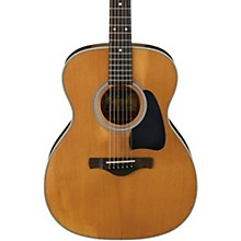 Open Box Ibanez AVC11 Artwood Vintage Grand Concert Acoustic Guitar