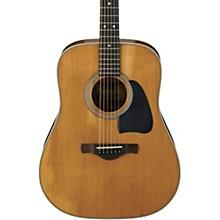 Open BoxIbanez AVD11-ANS Artwood Vintage Dreadnought Acoustic Guitar